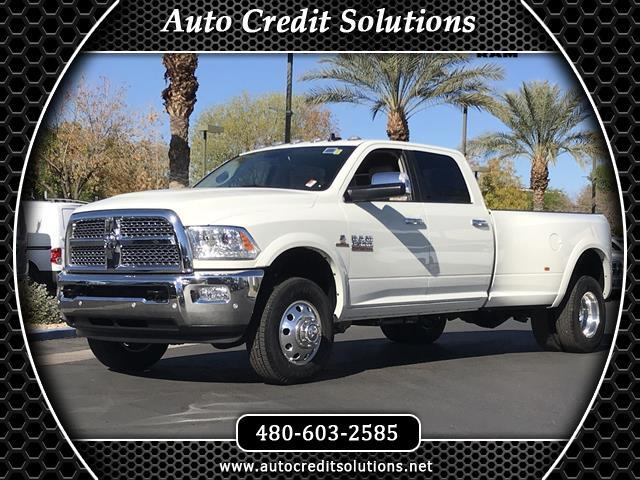 2017 RAM 3500 New PricePearl White 2017 Ram 3500 4WD 4D Crew Cab w including features such as a co