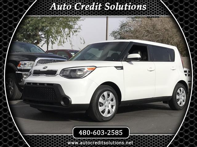 2014 Kia Soul Clear White 2014 Kia Soul FWD 4D HatchbackOdometer is 1984 miles below market average