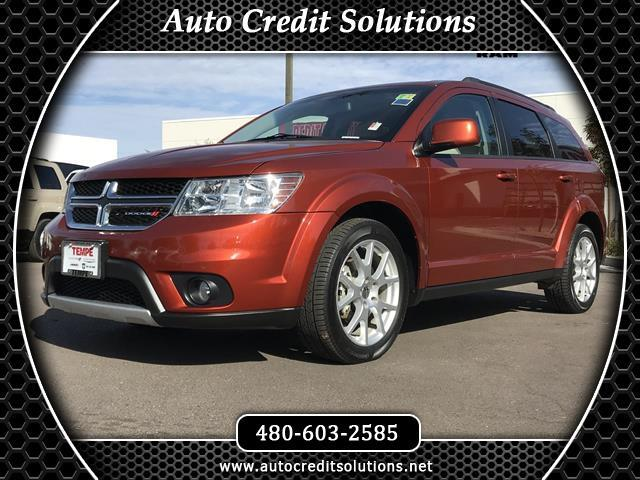 2013 Dodge Journey Copperhead Pearlcoat 2013 Dodge Journey AWD 4D Sport UtilityCARFAX One-Owner Cl