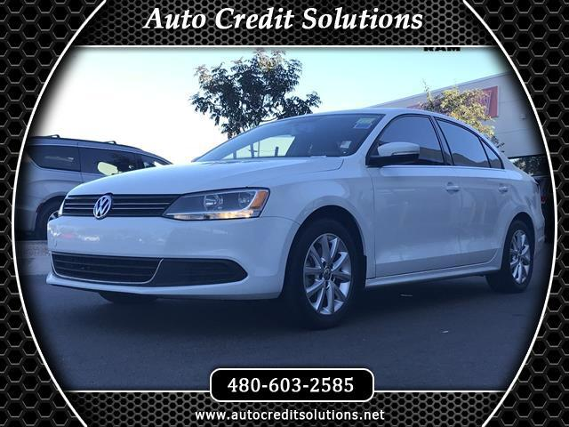 2014 Volkswagen Jetta Clean CARFAXAt Tempe CJDR and Kia we are committed to providing our customer