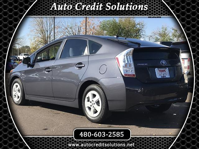 2011 Toyota Prius Winter Gray Metallic 2011 Toyota Prius FWD 5D HatchbackCARFAX One-Owner Clean CA