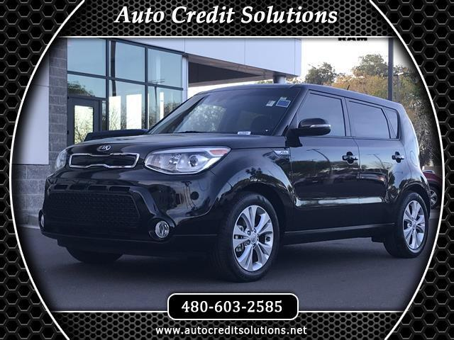 2016 Kia Soul Shadow Black 2016 Kia Soul FWD 4D HatchbackCARFAX One-Owner Clean CARFAX Odometer i