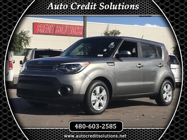 2018 Kia Soul New PriceTitanium Gray 2018 Kia Soul FWD 4D HatchbackCARFAX One-Owner Clean CARFAX