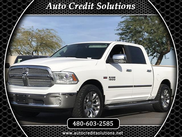 2014 RAM 1500 New PriceBright White Clearcoat 2014 Ram 1500 Limited 4WD 4D Crew Cab includes electr