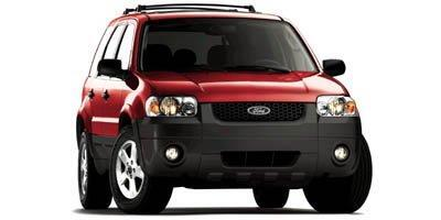 2007 Ford Escape Recent ArrivalSilver Metallic Clearcoat 2007 Ford Escape FWD 4D Sport UtilityCARF