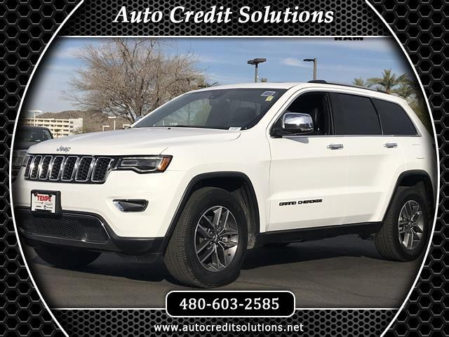 2017 Jeep Grand Cherokee New PriceBright White Clearcoat 2017 Jeep Grand Cherokee RWD 4D Sport Util