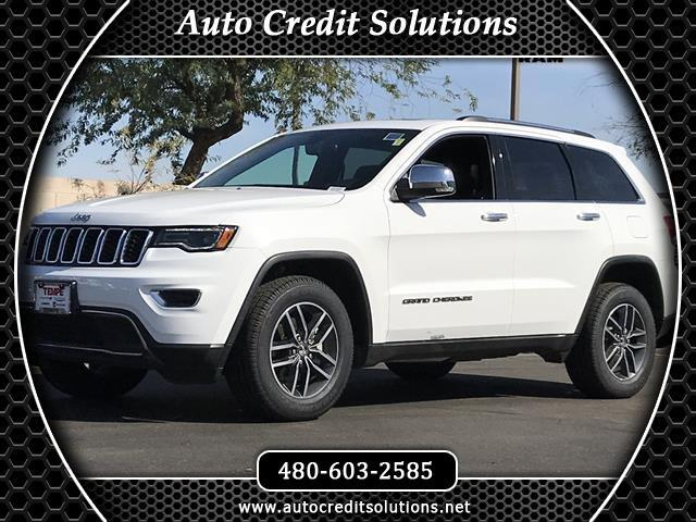 2017 Jeep Grand Cherokee New PriceBright White Clearcoat 2017 Jeep Grand Cherokee 4WD 4D Sport Util