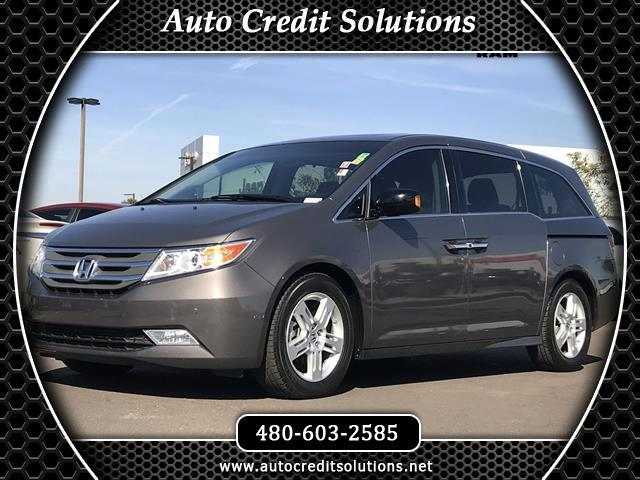 2012 Honda Odyssey Polished Metal Metallic 2012 Honda Odyssey FWD 4D Passenger VanOdometer is 25513