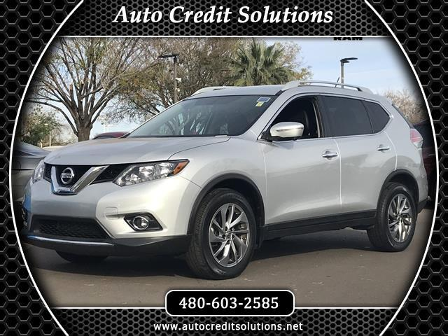2015 Nissan Rogue Brilliant Silver 2015 Nissan Rogue FWD 4D Sport Utility includesa power liftga