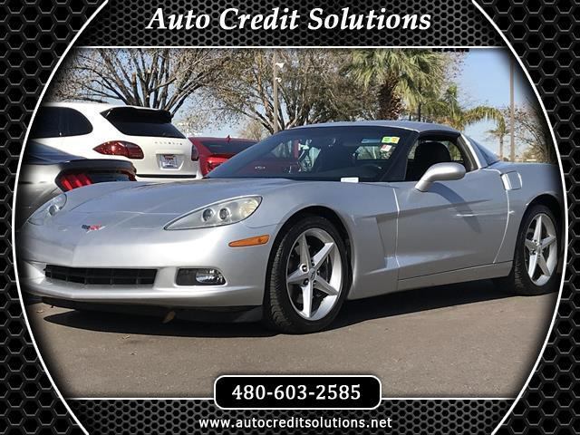 2011 Chevrolet Corvette Blade Silver Metallic 2011 Chevrolet Corvette 1LT RWD 2D CoupeCARFAX One-Ow