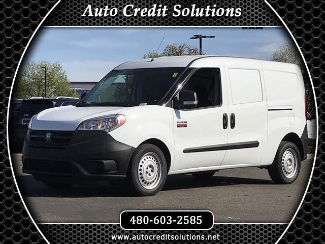 2016 RAM ProMaster City New PriceBright White 2016 Ram ProMaster City FWD 4D Cargo Van includes -