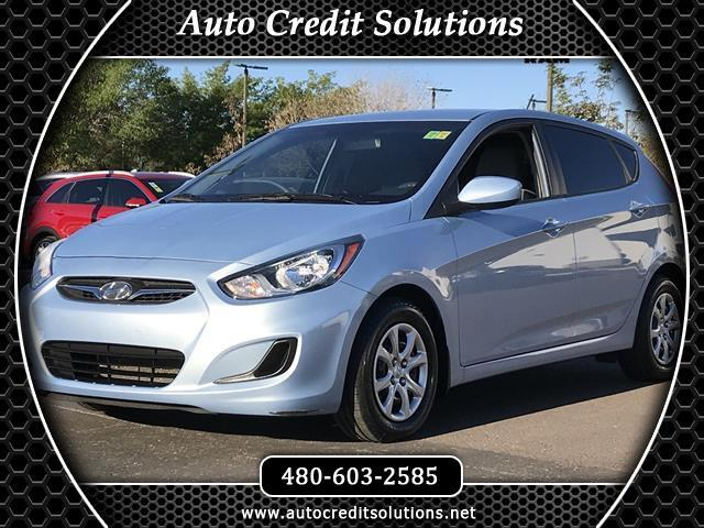 2014 Hyundai Accent New PriceClearwater Blue Metallic 2014 Hyundai Accent FWD 4D Hatchback include