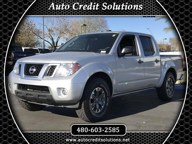 2016 Nissan Frontier Brilliant Silver 2016 Nissan Frontier RWD 4D Crew Cab includes -- vehicle dyna