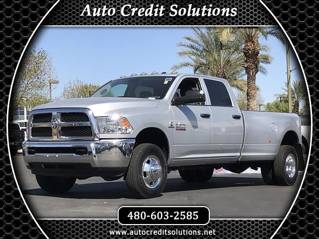2017 RAM 3500 Recent Arrival Bright Silver Metallic Clearcoat 2017 Ram 3500 4WD 4D Crew Cab which i