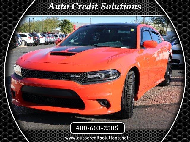 2017 Dodge Charger Recent ArrivalGo Mango 2017 Dodge Charger Daytona Edition RWD 4D Sedan which in