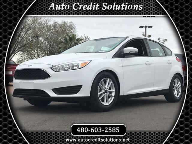 2016 Ford Focus New PriceThis Oxford White 2016 Ford Focus FWD 4D Hatchback includes - traction co