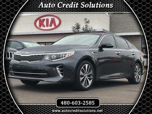 2017 Kia Optima Platinum Graphite 2017 Kia Optima Turbo FWD 4D Sedan includes -- remote trunk releas