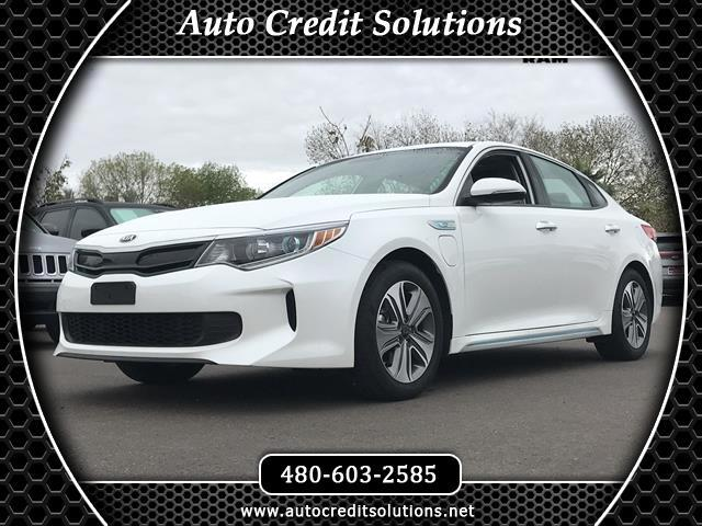 2017 Kia Optima Hybrid Snow White Pearl 2017 Kia Optima Plug-In Hybrid FWD 4D Sedan includes hill s