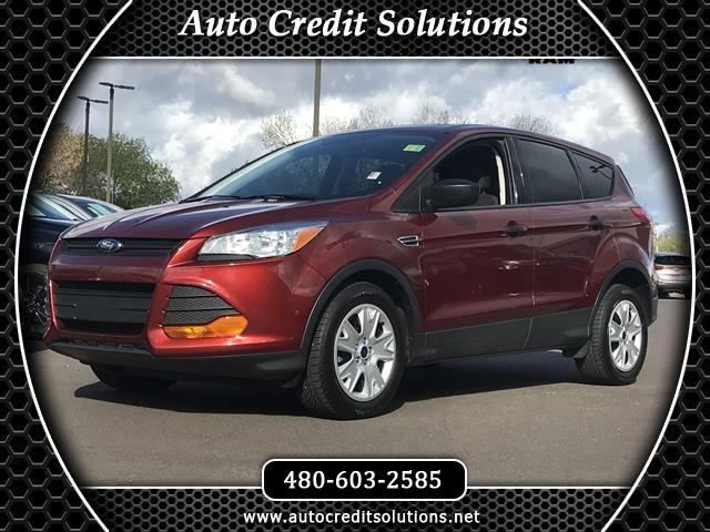 2014 Ford Escape Ruby Red Tinted Clearcoat 2014 Ford Escape FWD 4D Sport UtilityClean CARFAX 2231