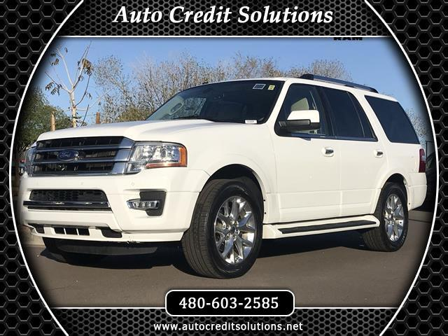2017 Ford Expedition Recent ArrivalNew PriceWhite 2017 Ford Expedition RWD 4D Sport Utility includ