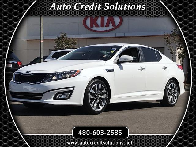2015 Kia Optima Snow White Pearl 2015 Kia Optima Turbo FWD 4D Sedan includes -- hill start assist c