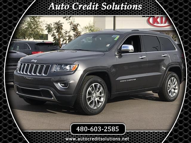 2014 Jeep Grand Cherokee Recent ArrivalGranite Crystal Metallic Clearcoat 2014 Jeep Grand Cherokee