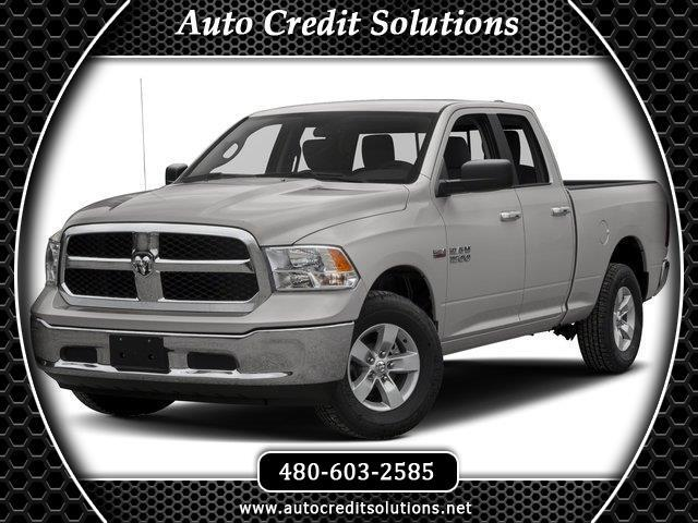 2017 RAM 1500 Recent ArrivalBright White Clearcoat 2017 Ram 1500 RWD 4D Quad Cab includes -- electr