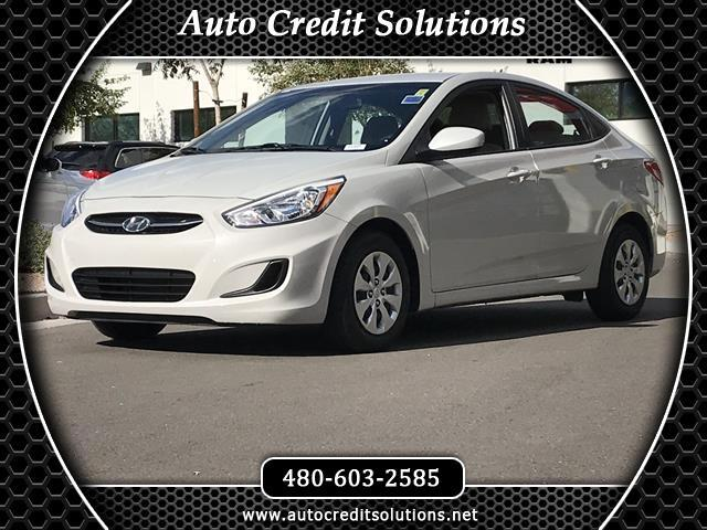 2016 Hyundai Accent Misty Beige Metallic 2016 Hyundai Accent FWD 4D Sedan includes hill start assis