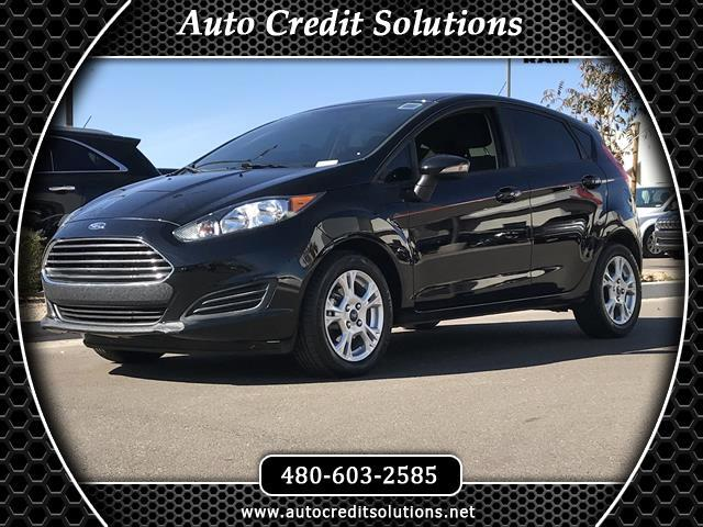 2016 Ford Fiesta Shadow Black 2016 Ford Fiesta FWD 4D Hatchback includes hill start assist control