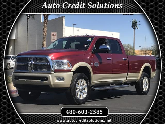 2013 RAM 3500 Recent ArrivalFlame Red Clearcoat 2013 Ram 3500 4WD 4D Crew Cab includes -- Stability
