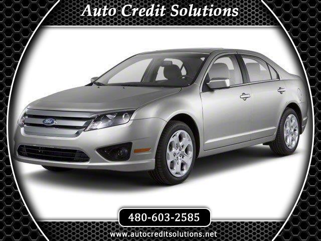 2012 Ford Fusion Recent ArrivalBordeaux Reserve 2012 Ford Fusion FWD 4D SedanCARFAX One-Owner Cle