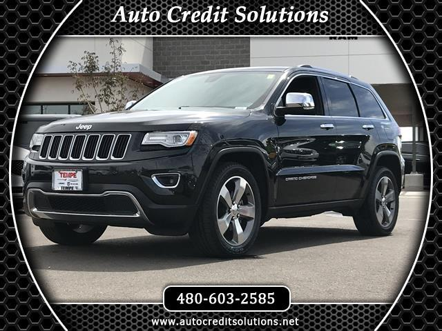 2015 Jeep Grand Cherokee Recent ArrivalBrilliant Black Crystal Pearlcoat 2015 Jeep Grand Cherokee 4