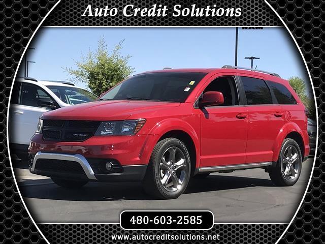 2016 Dodge Journey Recent ArrivalThis Red Line 2016 Dodge Journey FWD 4D Sport Utility includes --