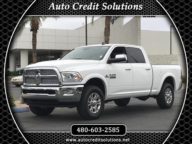 2014 RAM 2500 Bright White Clearcoat 2014 Ram 2500 4WD 4D Crew Cab includes - electronic stability c