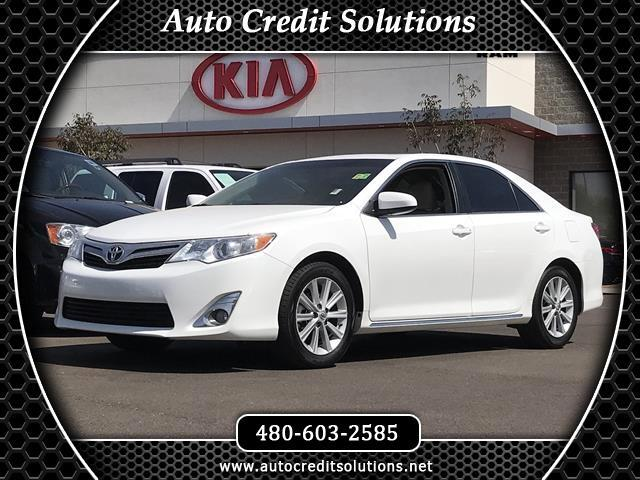 2014 Toyota Camry Recent Arrival2014 Toyota Camry FWD 4D Sedan includes -- a blind - spot monitor