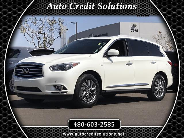2015 Infiniti QX60 Recent ArrivalThis Majestic 2015 INFINITI QX60 FWD 4D Sport Utility includes a b