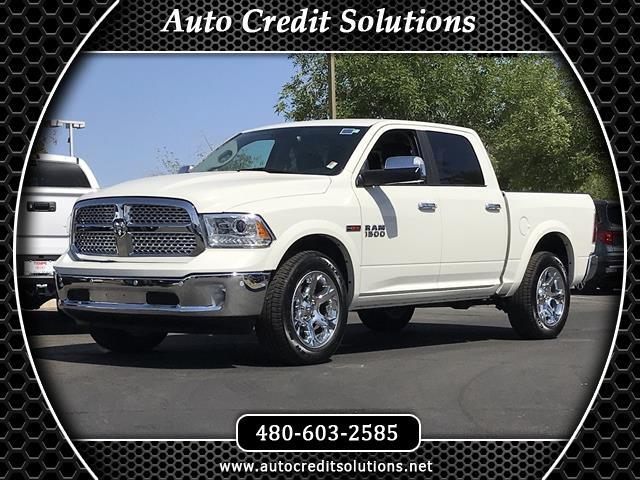 2017 RAM 1500 Recent ArrivalNew PricePearl White 2017 Ram 1500 4WD 4D Crew Cab includes -- electro