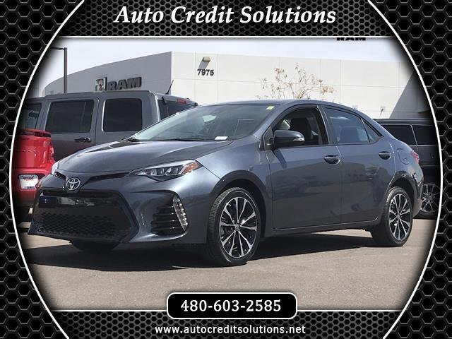 2017 Toyota Corolla Recent ArrivalGray 2017 Toyota Corolla FWD 4D Sedan includes -- lane departure