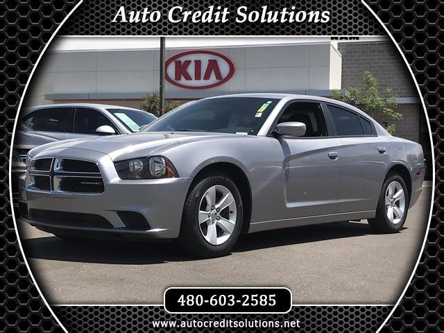 2014 Dodge Charger Recent ArrivalThis Bright Silver Metallic Clearcoat 2014 Dodge Charger RWD 4D S