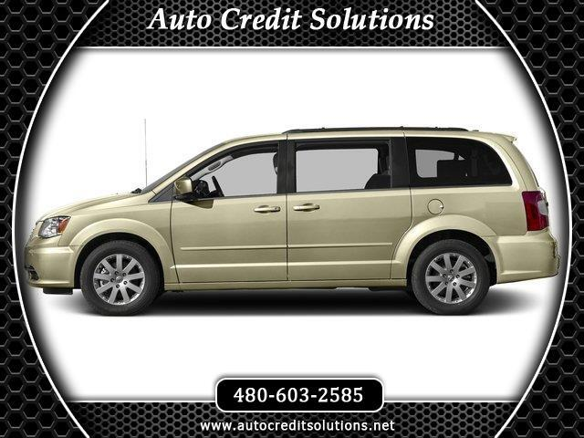 2016 Chrysler Town  Country Recent ArrivalSandstone 2016 Chrysler Town  Country FWD 4D Passenger