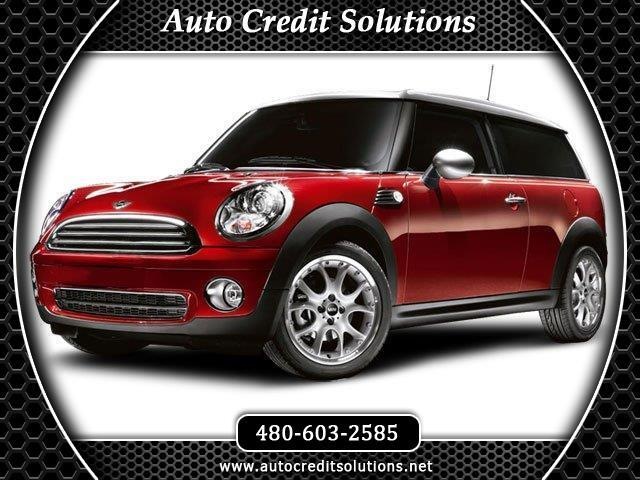 2008 MINI Clubman Recent ArrivalHot Chocolate Metallic 2008 MINI Cooper FWD Station Wagon includes