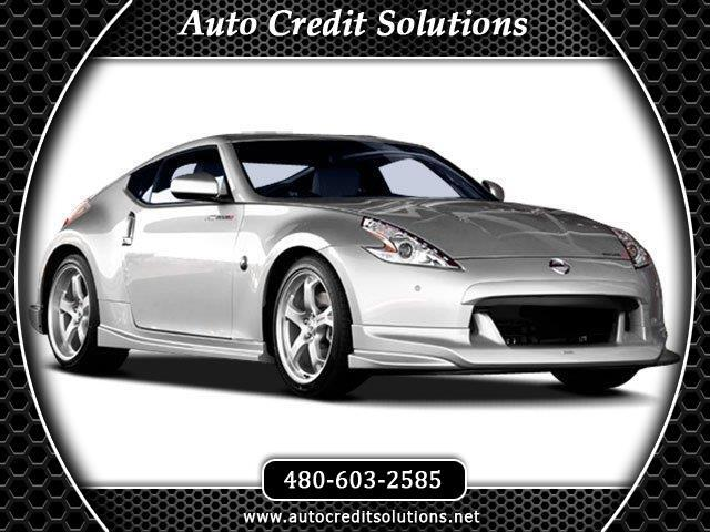 2009 Nissan 370Z Recent ArrivalBlue 2009 Nissan 370Z RWD 2D Coupe includes -- traction control ABS
