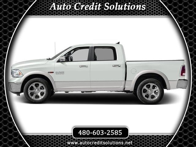 2017 RAM 1500 Recent ArrivalBright White Clearcoat 2017 Ram 1500 4WD 4D Crew CabClean CARFAX 152