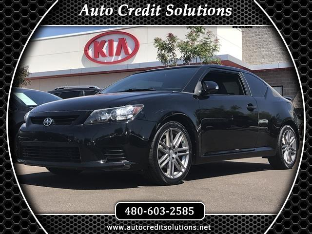 2012 Scion tC Recent ArrivalThis 2012 Scion tC FWD 2D Coupe includes -- tractionstability control