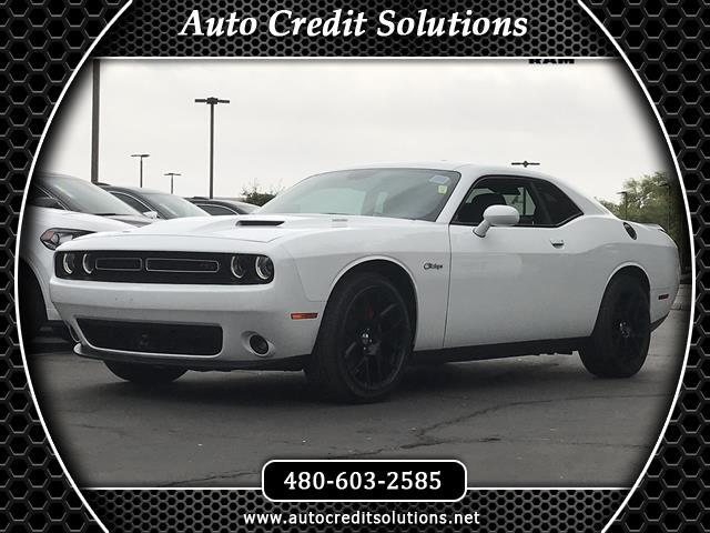 2015 Dodge Challenger Recent ArrivalNew PriceThis Bright White Clearcoat 2015 Dodge Challenger Plu