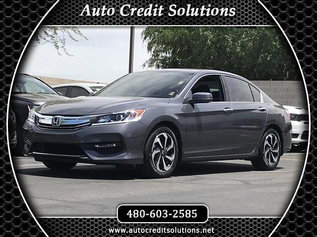 2017 Honda Accord Recent ArrivalThis Charcoal 2017 Honda Accord V6 FWD 4D Sedan includes lanewatch