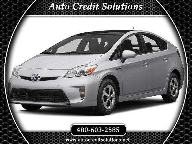 2012 Toyota Prius Recent ArrivalThis Blue 2012 Toyota Prius FWD 5D Hatchback includes -- traction