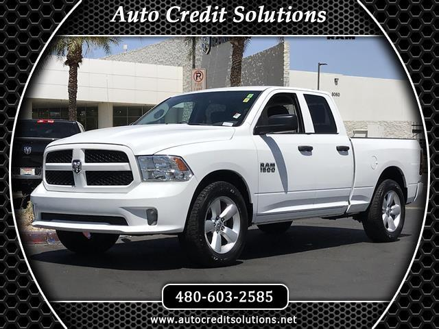 2014 RAM 1500 36L V6 24V VVT 8-Speed Automatic 20 x 80 Aluminum Wheels 402040 Split Bench Seat