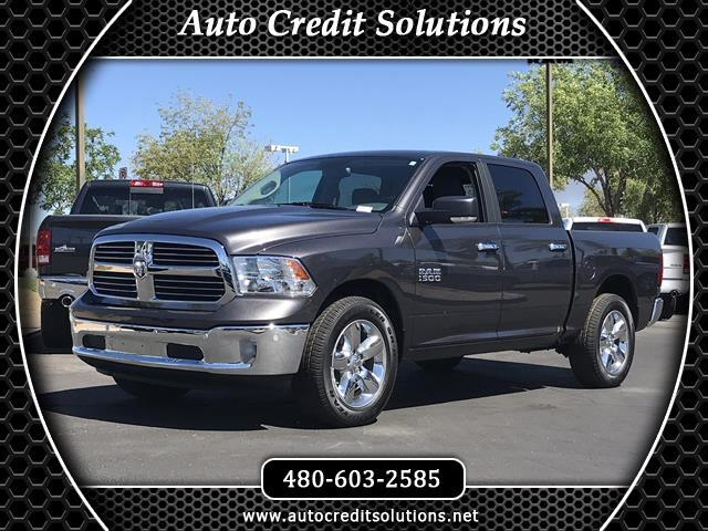 2017 RAM 1500 This 2017 Ram 1500 Crew Cab has a Clean One-Owner CARFAX and has a lot of featuresFea