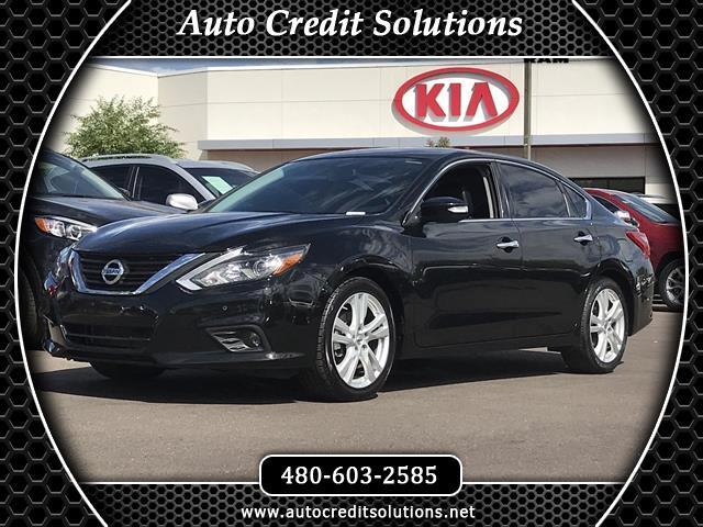 2016 Nissan Altima This Loaded 2016 Nissan Altima SL has a clean one-owner Carfax This Nissan gets